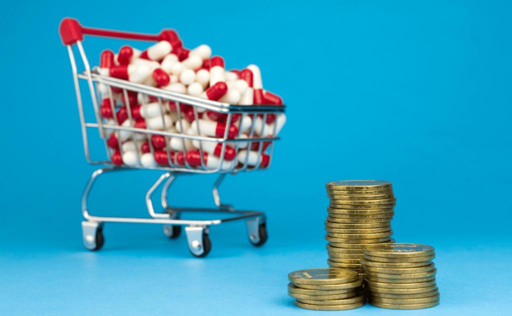 医薬品の3つの薬価とリベート